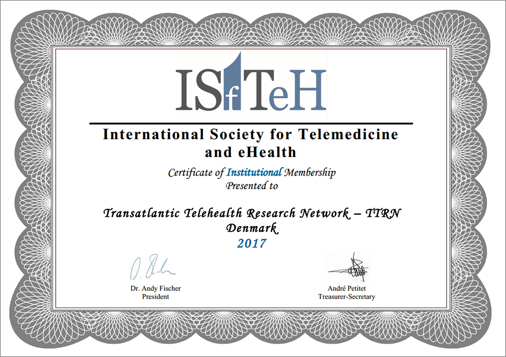 ISfTeH-certificate