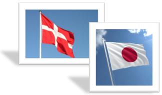 JP+DK Flag