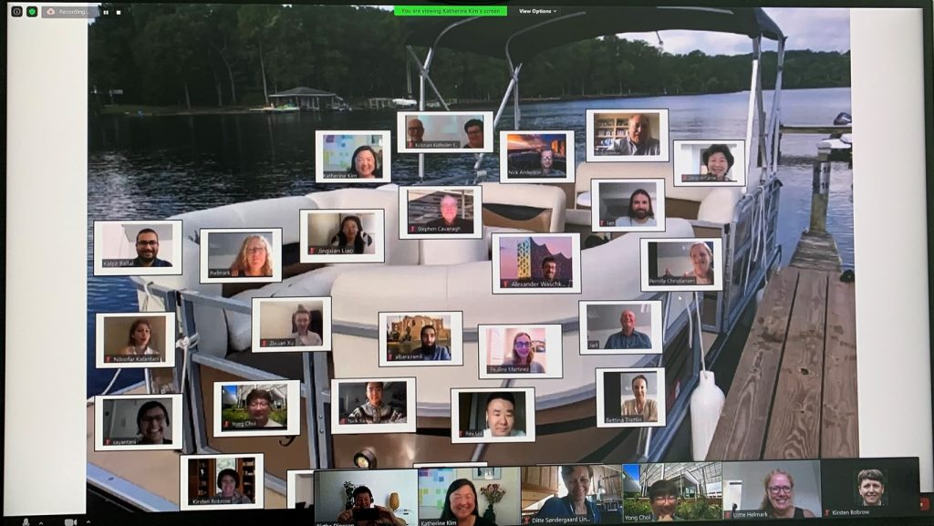 virtual boat trip