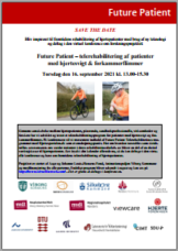 Future Patient – telerehabilitering af patienter med hjertesvigt & forkammerflimmer