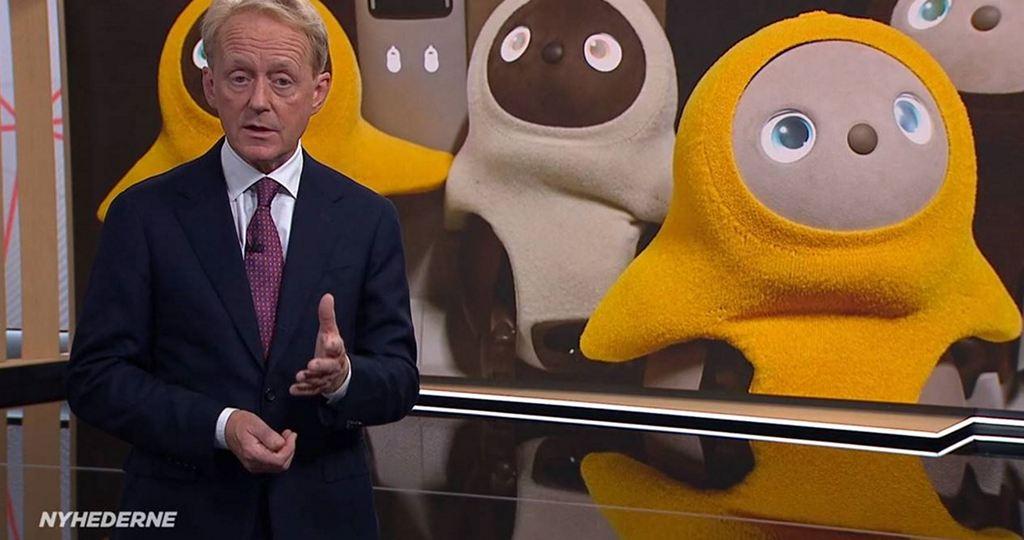 LOVOT i TV2 Nyheder